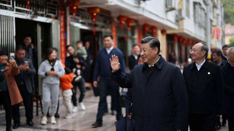 leonard66_XinhuaWang Ye via Getty Images_xi jinping