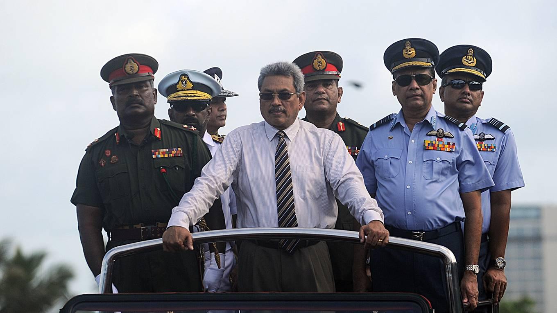The End of Sri Lankan Democracy? | by Brahma Chellaney