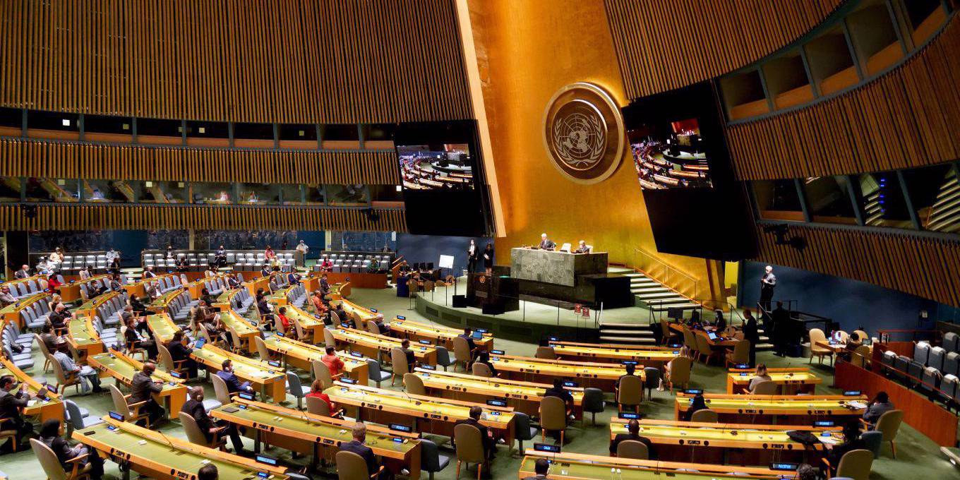 Celebrating 75 Years of the United Nations by José Antonio Ocampo