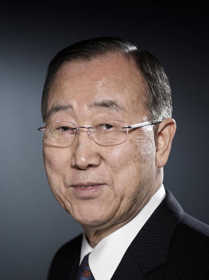 Photo of Ban Ki-moon