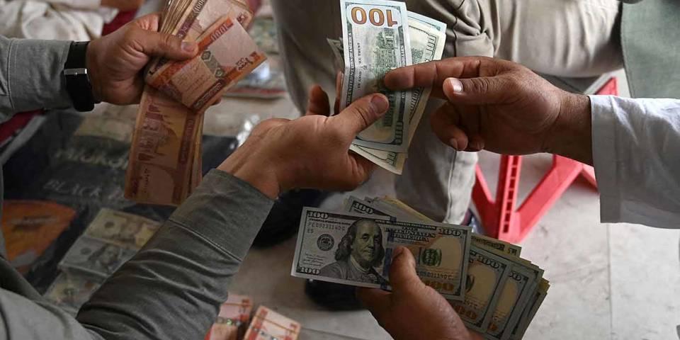 Талибан и доллар