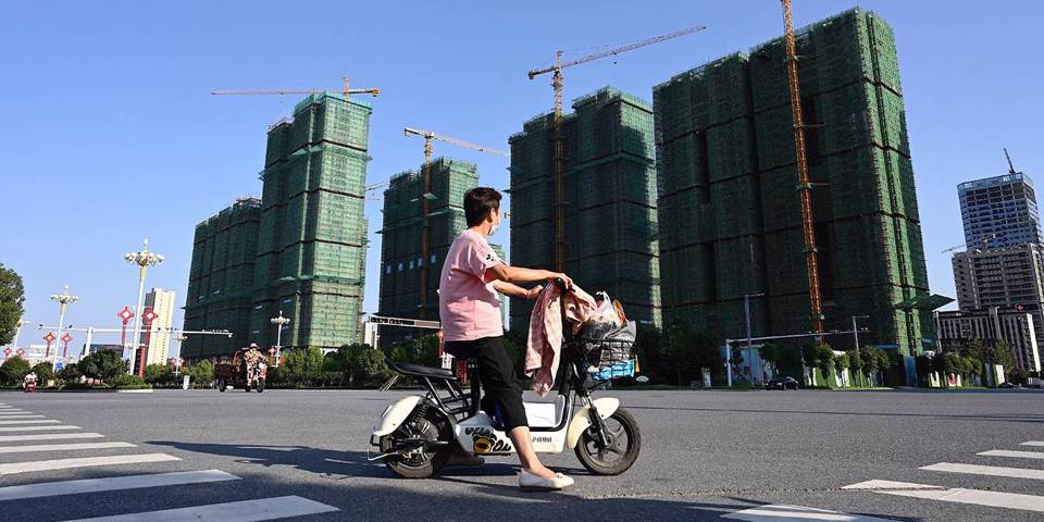 Соединяя точки в Китае
