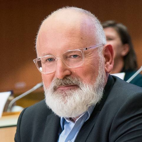 Photo of Frans Timmermans