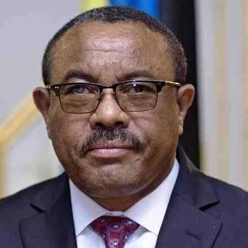 Photo of Hailemariam Desalegn