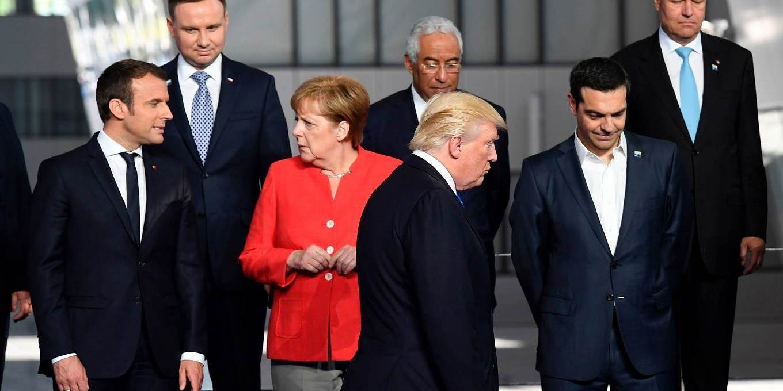 Belgium NATO meeting