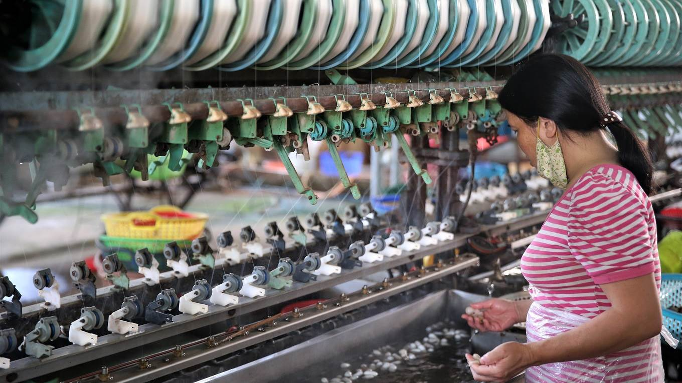 The Garment Industry's Technology Challenge by Heshika