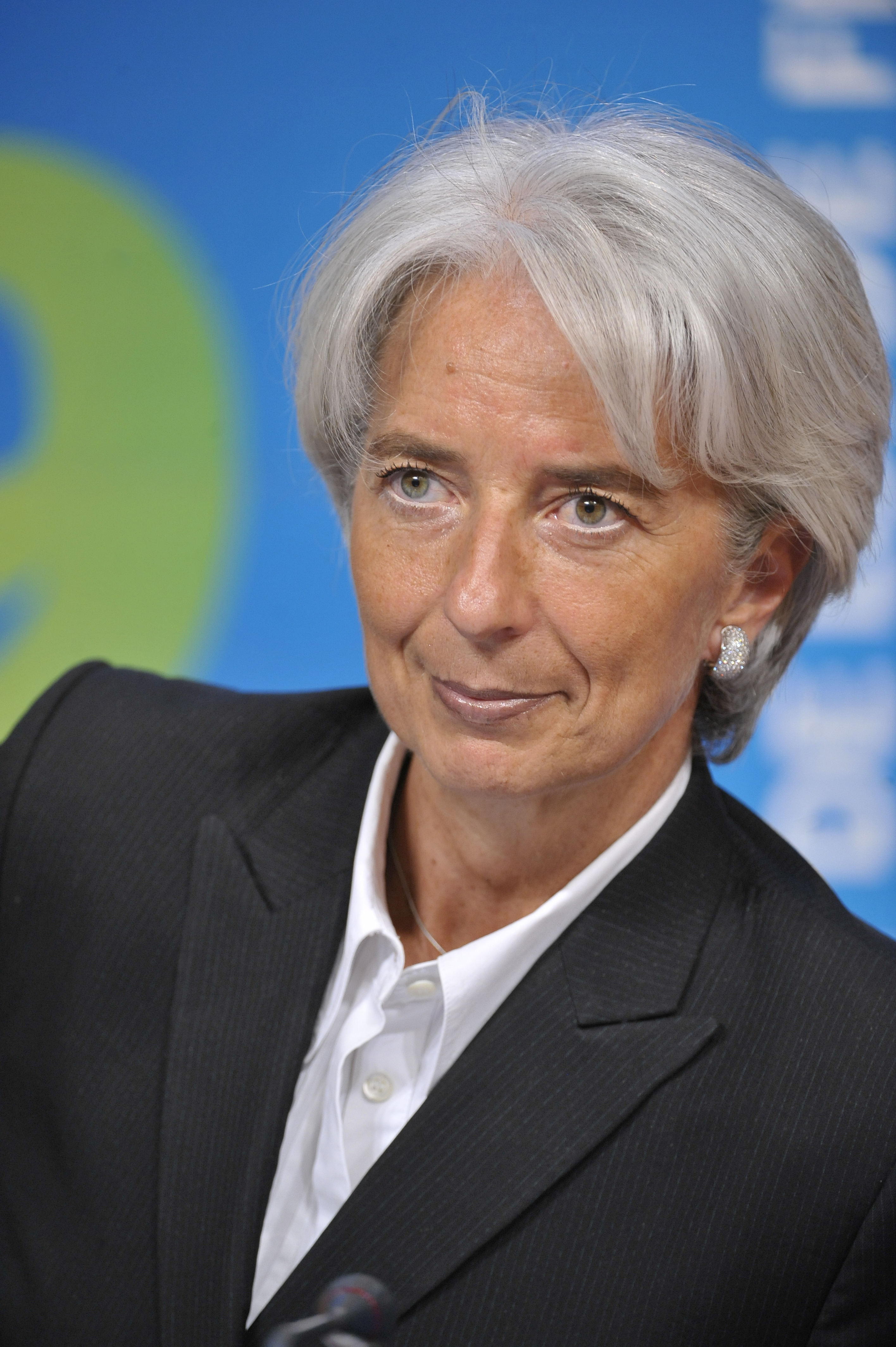 Photo of Christine Lagarde