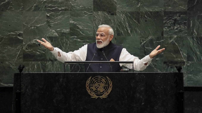 India's Modi Slowdown | by Shashi Tharoor