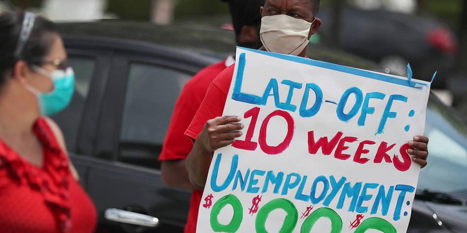 Двойная рецессия Америки