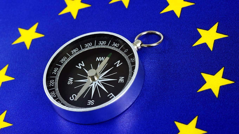 In Defense of Europe   by Michel Barnier