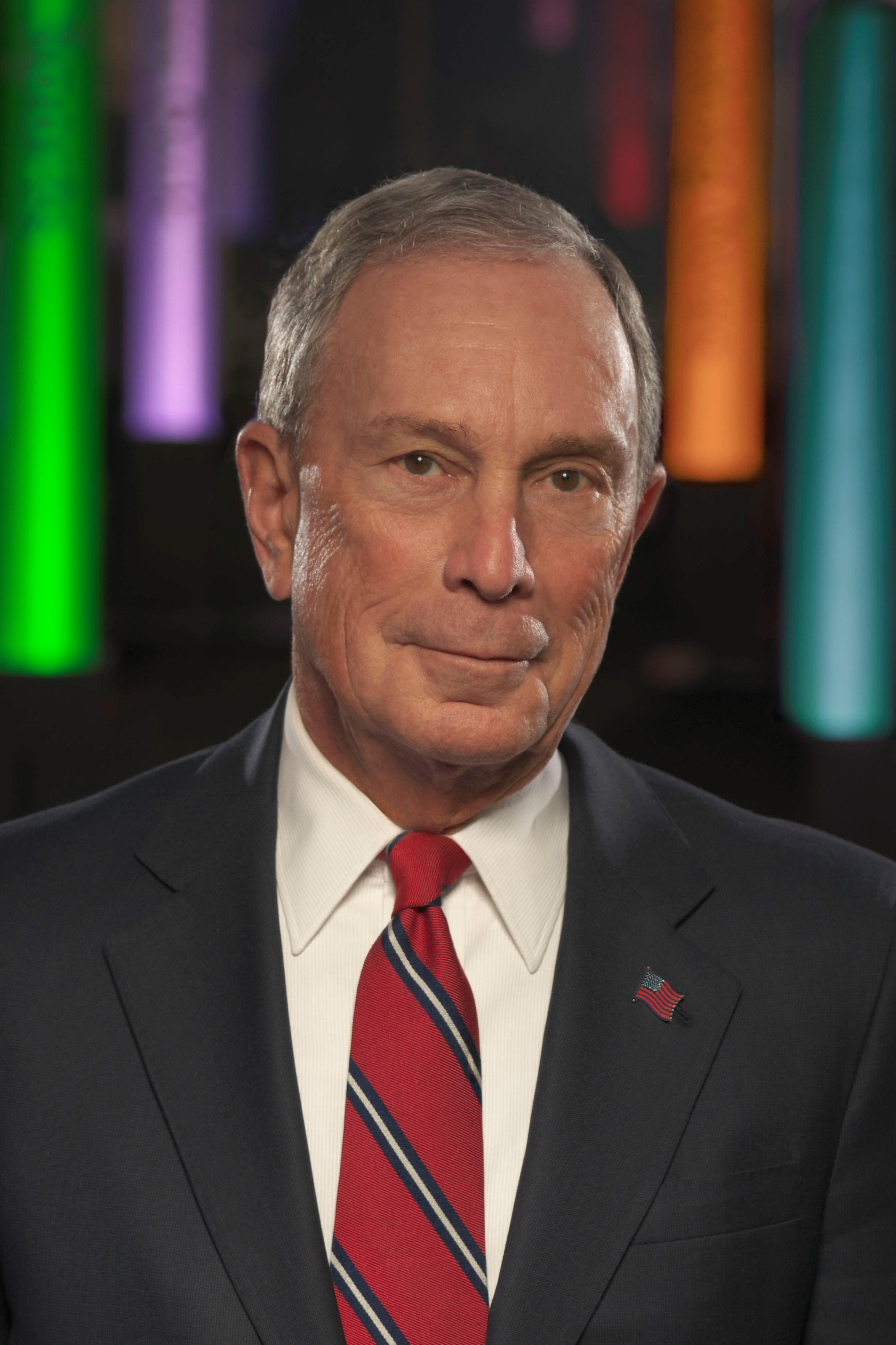 Photo of Michael R. Bloomberg