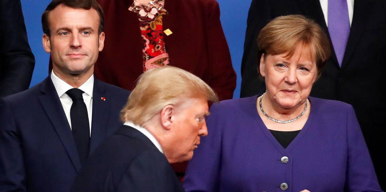 Είναι η σειρά της Ευρώπης να απορρίψει τον Τραμπ από τον Joschka Fischer