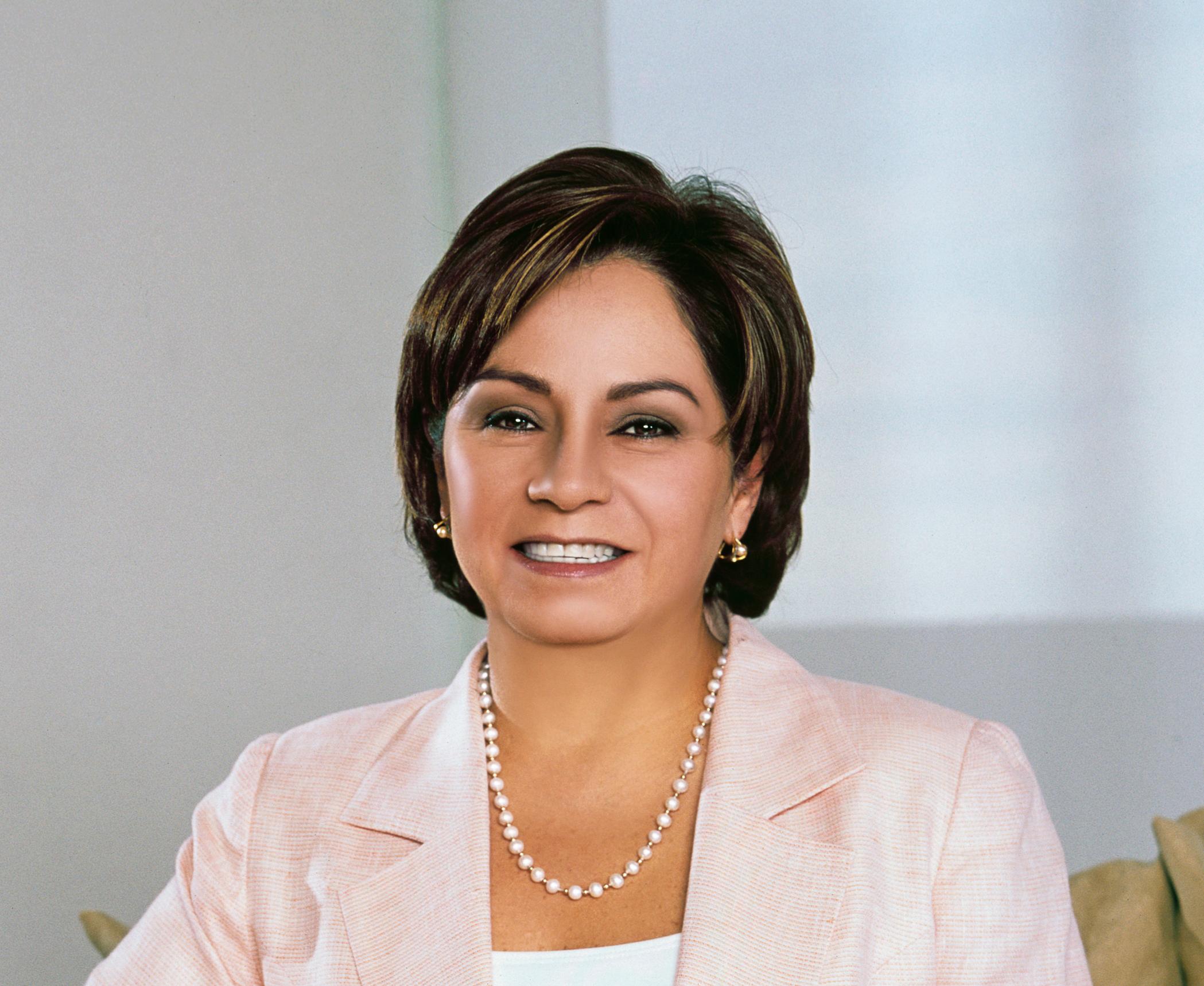 Photo of Patricia Espinosa