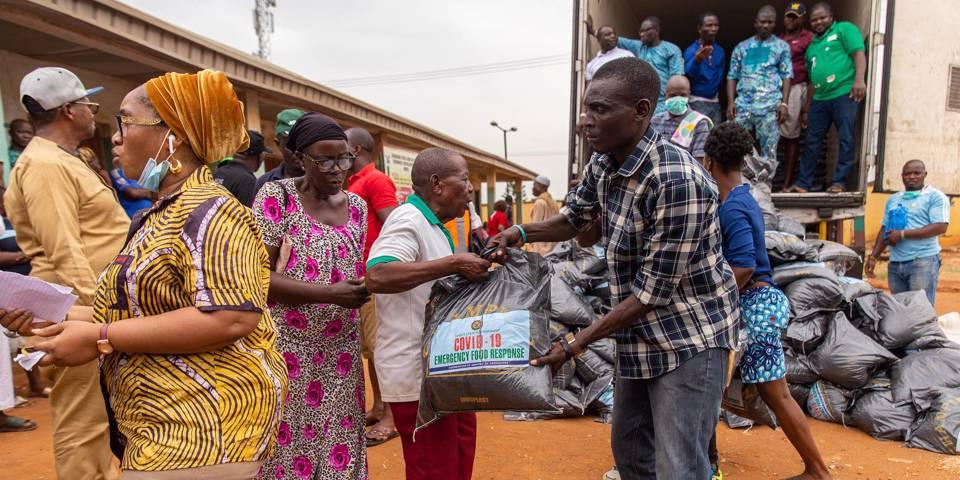 elerian124_BENSON IBEABUCHIAFP via Getty Images_coronavirusaidnigeriaafrica