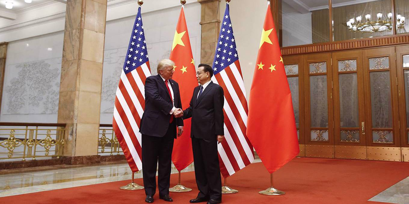 Cooperate with China or Suffer