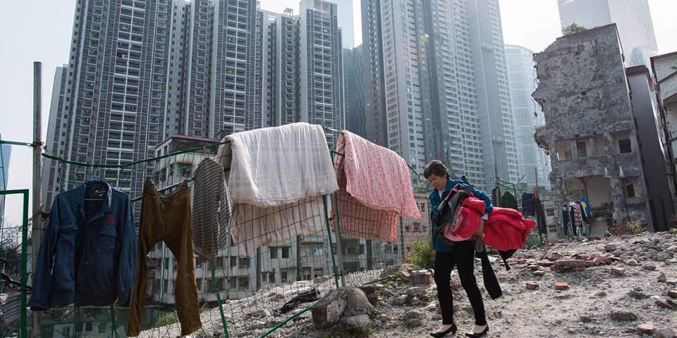 Две стороны китайского ВВП