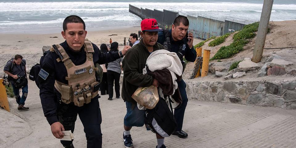 castaneda67_GUILLERMOARIASAFPGettyImages_mexicoborderagentsarrest