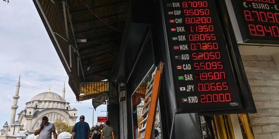 Медленный экономический кризис в Турции