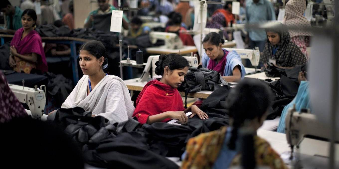 rise of bangladeshs textile trade In a suite of offices lined with racks of clothes on the seventh floor of an industrial building in the back streets of lai chi kok, the head of a trading company explains the economic reality.