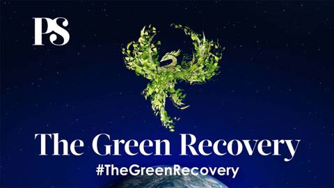 The Green Recovery Thumbnail