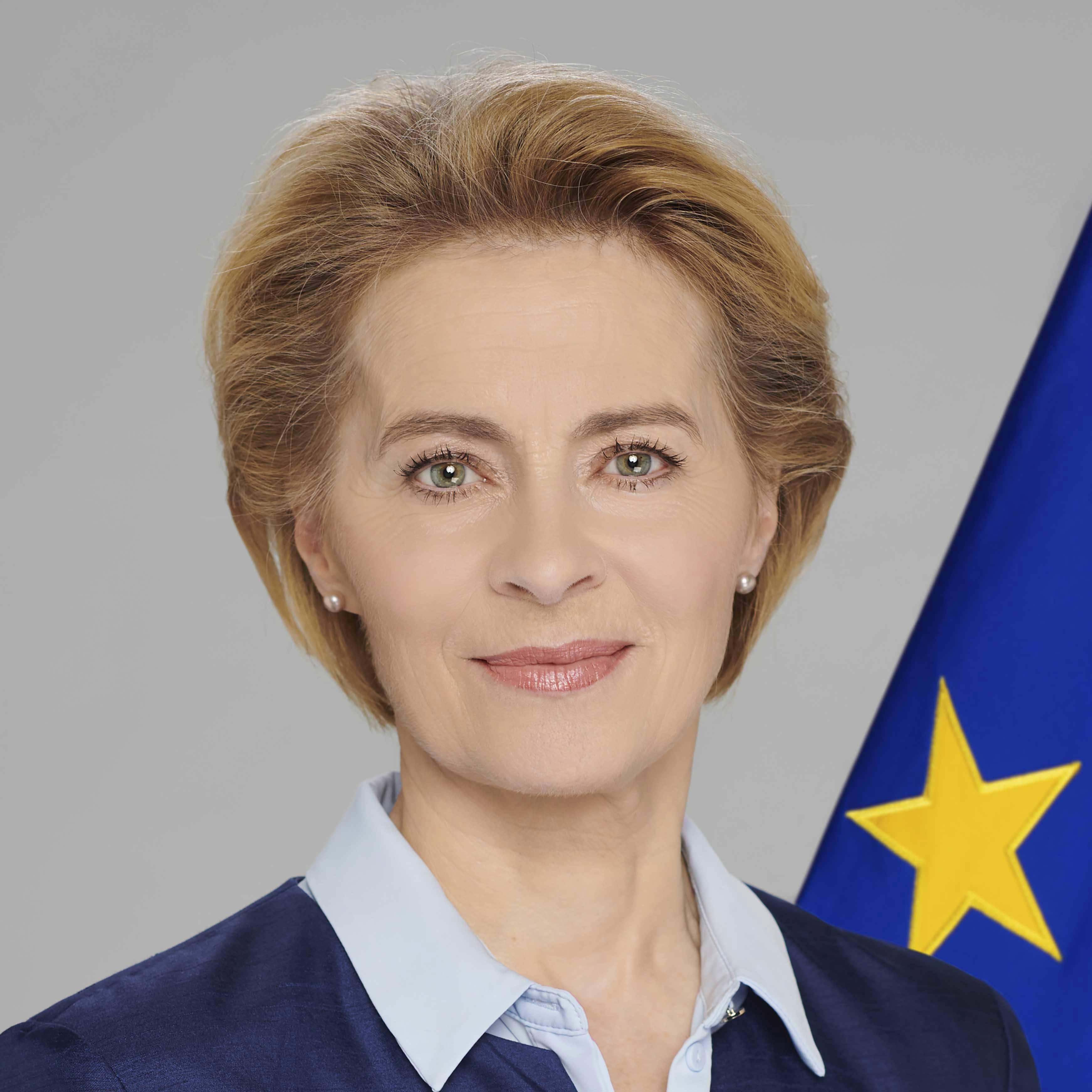 Photo of Ursula  von der Leyen