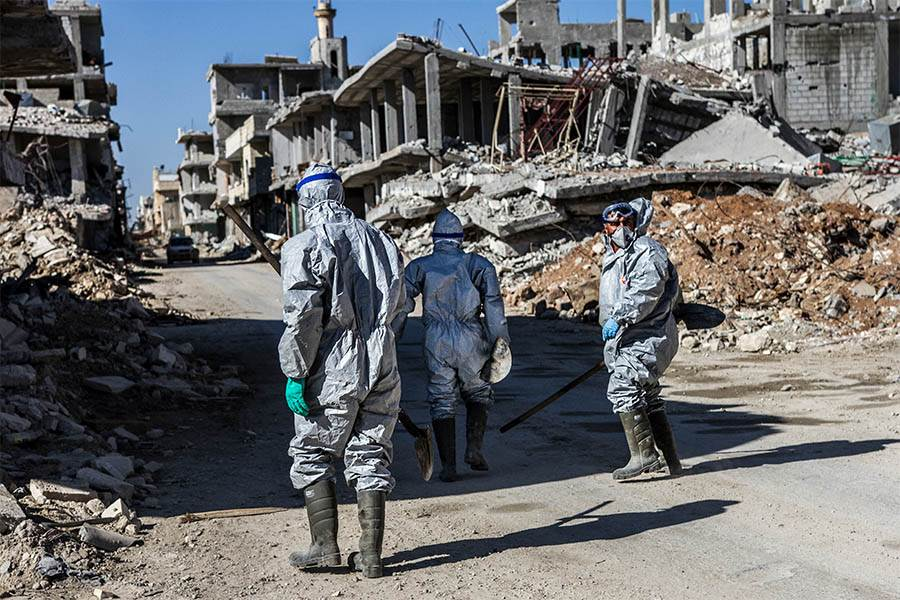 weapons inspector refutes us syria chemical claims - 900×600