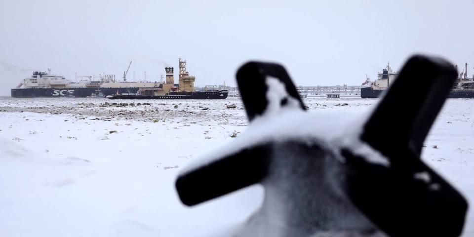 Арктика приходит с холода