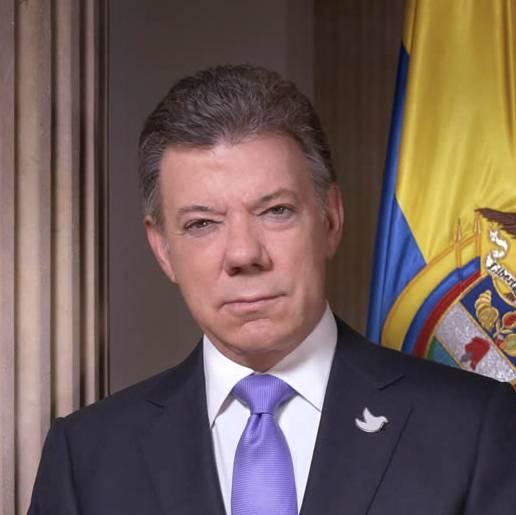 Photo of Juan Manuel Santos