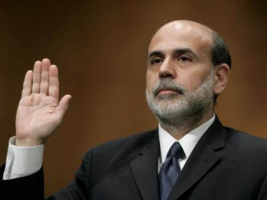 The Tragedy of Ben Bernanke
