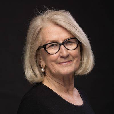 Photo of Ann Pettifor