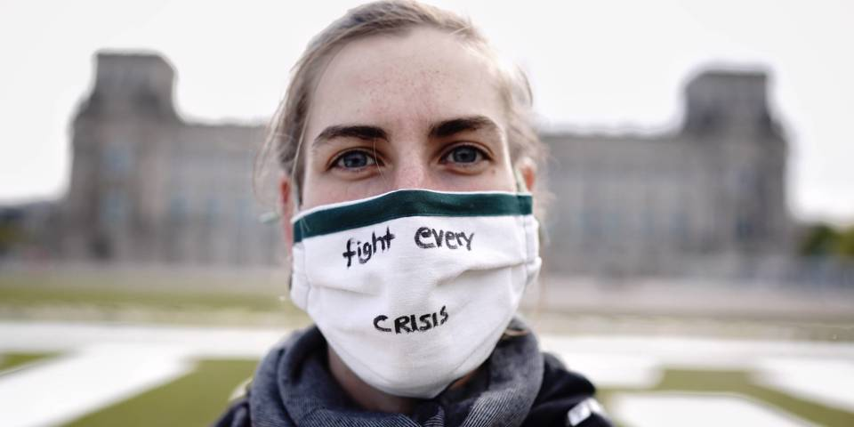 pisaniferry109_Kay Nietfeldpicture alliance via Getty Images_climatechangecoronavirusprotestgermany