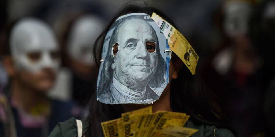 Загадочная приманка финансовой глобализации