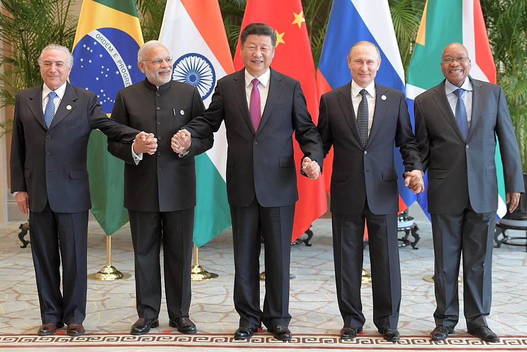 Building Up The Brics By Jim Oneill Project Syndicate
