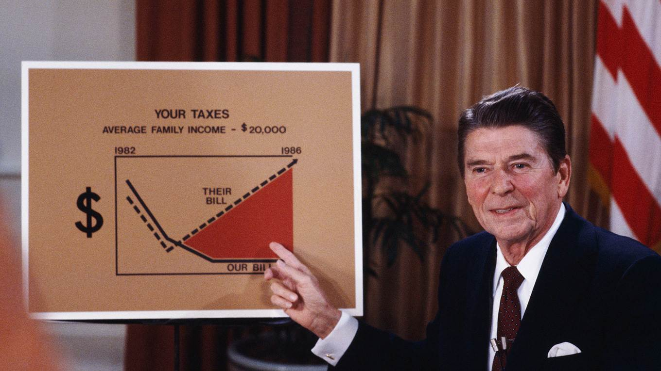 Reagan tax reform