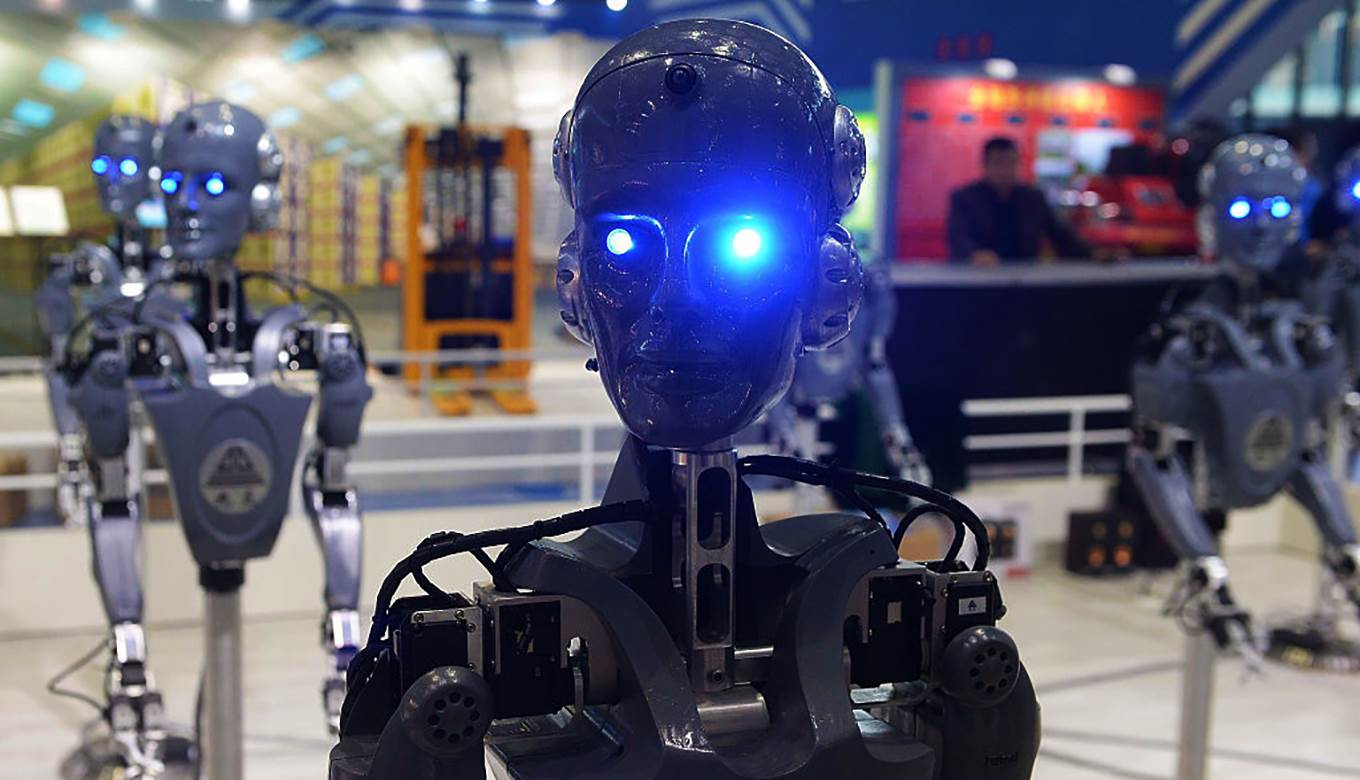 A Tax on Robots? by Yanis Varoufakis - Project Syndicate