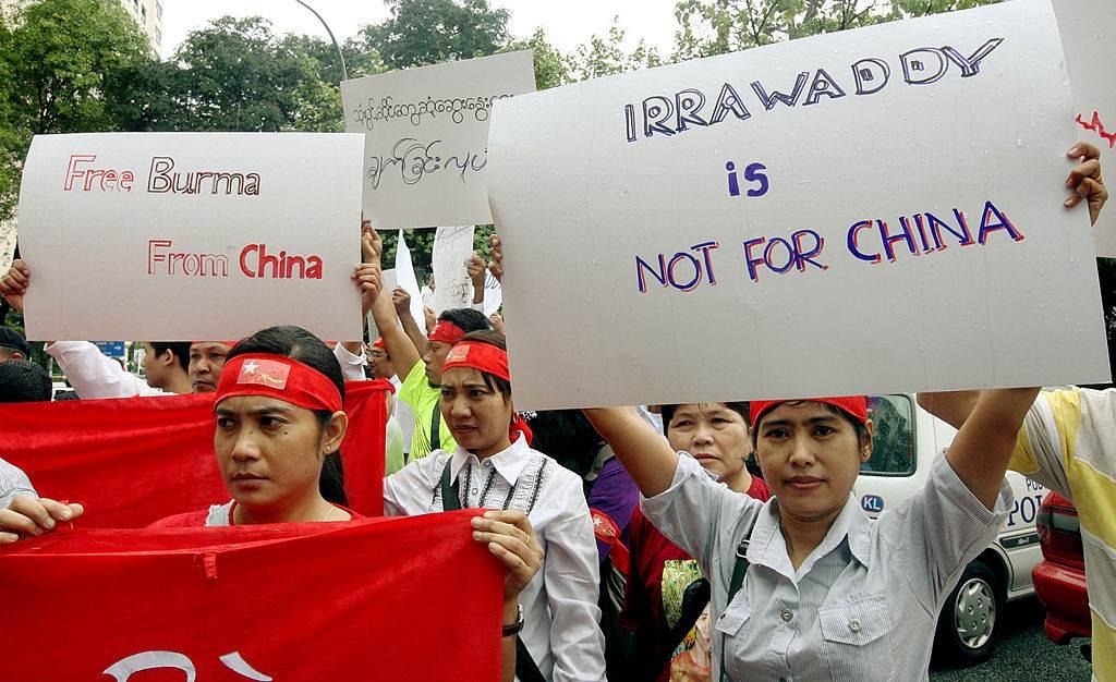 China S Dam Problem With Myanmar By Brahma Chellaney