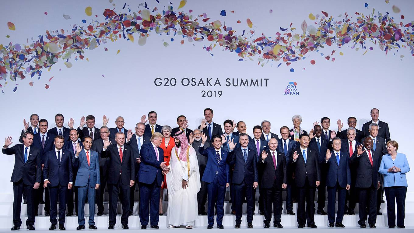The G20 on Shaky Ground | by Lawrence H. Summers & Elmira Bayrasli