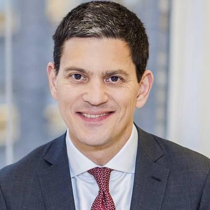 Photo of David Miliband
