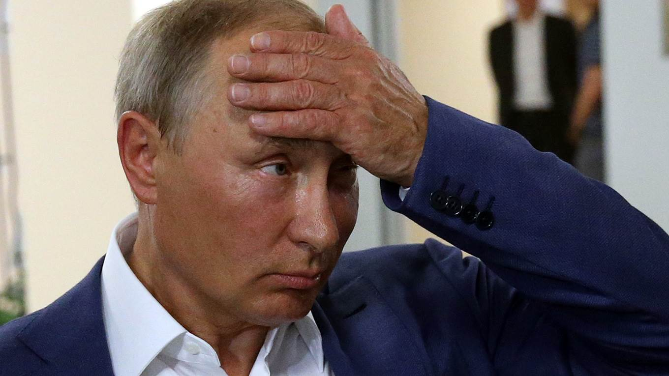 the achilles heel of putin s regime by anders Åslund project syndicate
