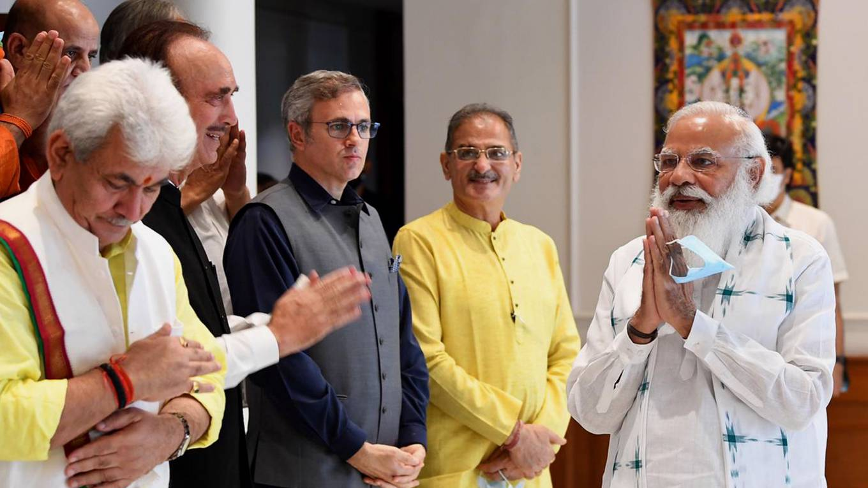tharoor154_Indian Prime MinistryHandoutAnadolu Agency via Getty Images_modikashmir