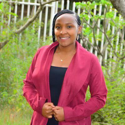Photo of Elizabeth Wanjiru Wathuti