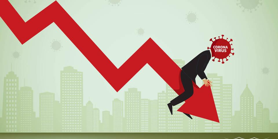Какой будет рецессия, вызванная Covid-19?